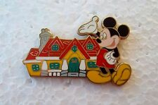 *~*DISNEY WDW MICKEY'S HOUSE IN TOON TOWN WDW IN THE PARKS MYSTERY LE PIN*~*
