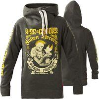Yakuza Sweatshirt Daily Use 11103 schwarz Neu Frauen Hoodie
