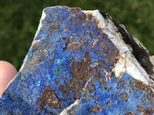 ☘️RR⚒: Copper Ore, Azurite/Malachite/Tenorite, Chilito Mine, Arizona