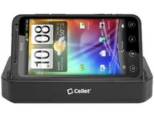 Desktop Multimedia Charging Station Cradle with Battery Slot for HTC EVO 3D