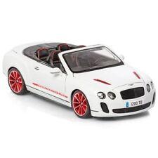 Articoli di modellismo statico bianco Bburago per Bentley