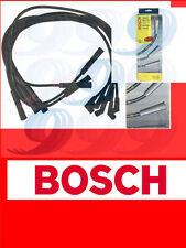 BOSCH IGNITION LEADS SET SUZUKI SWIFT GTI SA SF G13B SPARK PLUG WIRE
