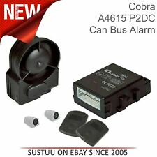 Cobra A4615 P2DC¦Wireless Canbus Alarm System¦Thatcham Cat 2-1¦With 2 ADR Cards