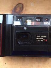 Tested* Yashica T2 AF 35mm Film Camera - Carl Zeiss Tessar 3.5/35 T* Lens