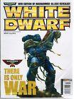 White Dwarf Magazine DW391 July 2012 ~ Warhammer Fantasy 40K There is only War