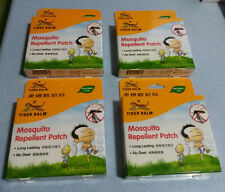 Mosquito Repellent Patch TIGER BALM 40 Patches NO DEET (Free Shipping)
