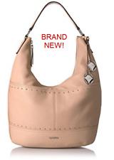 CLOSEOUT! Calvin Klein CK Avery Pebble Hobo Handbag Purse Bag $268 NO TAX!