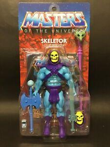 MOTU ULTIMATE SKELETOR Filmation Club Grayskull Masters of the Universe Super7
