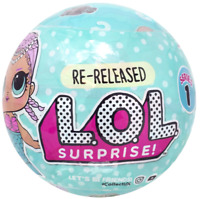 LOL Surprise Series 1 Wave 2 Doll (Sealed Merbaby Ball) New Authentic L.O.L. MGA