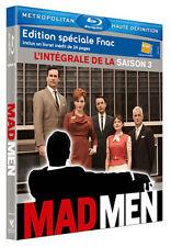 BluRay Série Mad Men Saison 3 (3 Blu-Ray) Neuf
