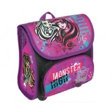 Monster High    Kindergarten Rucksack  Vorschulranzen  lila  23 x 21 x 11 cm