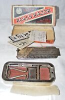 ANTIQUE OR VINTAGE ROLLS RAZOR IMPERIAL NO.2 ORIGINAL BOX AND INSTRUCTIONS