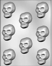 Skull Halloween Candy Mold from CK #3612 - NEW