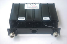 30W VHF 6 Cavity Filter Bandpass 0.6Mhz-4Mhz for Radio Repeater N Connector