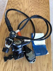 Scubapro MK20 & S550 Viva Max Scuba Diving Regulator, Suunto Cobra Dive Computer