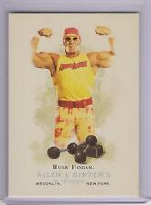 2006 ALLEN & GINTER HULK HOGAN WRESTLING CARD #307 WWE ~ WWF ~ TNA ~ HULKAMANIA