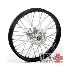 RUOTA COMPLETA KTM SX 125 2003-2013 HAAN WHEELS 1,60 - 21'' mozzo argento/cerchi