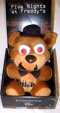 "Five Nights at Freddy's 10"" Nightmare Bear Fazbear Plush-FNF Fazbear Plush-New!"