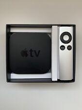 Apple TV (2nd Generation) A1378 Media Streamer/ Black