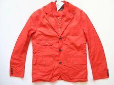 New Ralph Lauren RLX Nylon Blend Orange Jacket w/ Detachable Vest SLIM size L