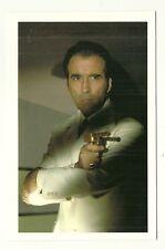 James Bond postcard - 'The Man With the Golden Gun' - Christopher Lee