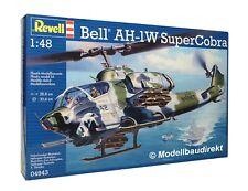 Bell AH-1W Super Cobra Hubschrauber Heli 1:48 Bausatz Revell Nr. 04943 NEU & OVP