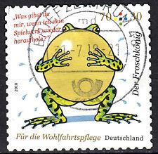 3364 Vollstempel gestempelt Briefzentrum 48 BRD Bund Deutschland 2018