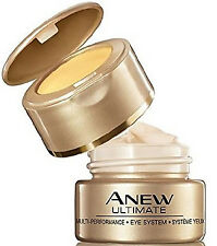 Avon Aultimate 7s Eye System 50 / Eye Cream 15ml Eye Elixir 2 5g