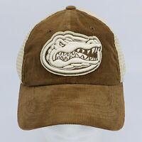 Florida Gators NCAA Top of The World Men's Mesh Strapback Trucker Hat Cap OSFA