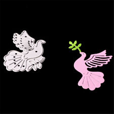 New listing Peace Dove Metals Cutting Dies Stencils for Diy Paper Cards Scrapbooking Jf Pl