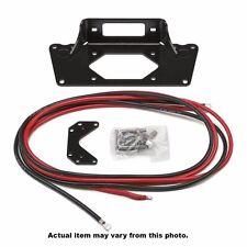 Warn Winch Mounting Kit with Hardware Kawasaki Mule Pro Fxt 15-16 94510