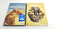 NEW!!! BBC Earth, Serengeti (DVD, 2-Disc Set) Slipcover Included!!