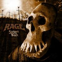 Rage - Seasons Of The Black [New CD]