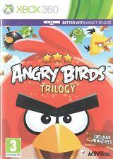 Angry Birds Trilogy Microsoft Xbox 360 3+ Juego de Puzzle