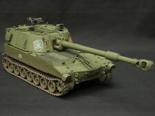 1/35 ITALERI M109 A1 HOWITZER FULL PRO BUILT AND PAINTED SCALE MODE