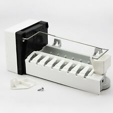Refrigerator Ice Maker for Maytag Amana Whirlpool Fridge Freezer Parts Repair