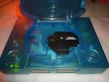 playstation / psx - blue skeleton rgb / gamars vcd + freezone ) + dualshock2