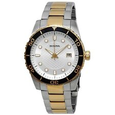 Bulova Dress Men's Quartz Watch - 98A198 NEW