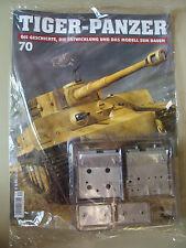 Hachette, Modellbau,Tiger-Panzer Nr. 70, Neu & OVP