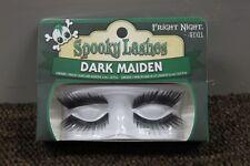 DARK MAIDEN False Eyelashes Long Feathered Dramatic Halloween Full Ardell NEW