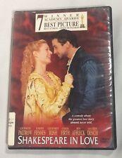 Shakespeare in Love (Dvd, 1999)