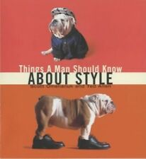 Very Good, Things a Man Should Know About Style, Ted Allen, Scott Omelianuk, Boo