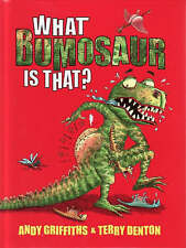 What Bumosaur is That? by Andy Griffiths, Terry Denton (Hardback)