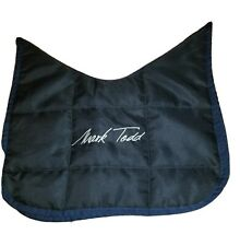 Mark Todd Horse Blanket Chest Buckle Protector Navy