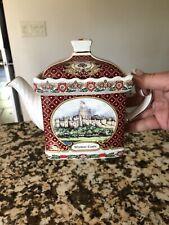 Sadler Castles Windsor Castle Tea Pot  Made in England