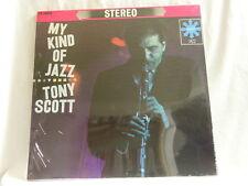 TONY SCOTT My Kind Of Jazz BILL EVANS Clark Terry Henry Grimes SEALED LP