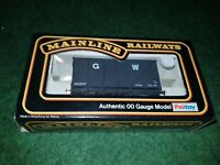 OO gauge Mainline Railways 937414 GWR grey 12 Ton Vent Van 123507 Wagon boxed