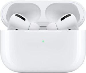 New Authentic Apple AirPods Pro with Wireless Case White MWP22AM/A - Fast Ship