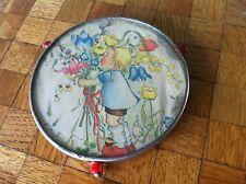 alte Kuchenplatte Tortenplatte Puppenküche Puppenstube Puppenhaus dollhouse