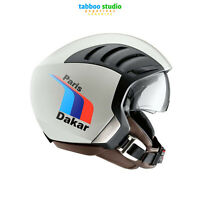 Adesivi BMW Paris Dakar racing casco moto custom helmet stickers pegatinas